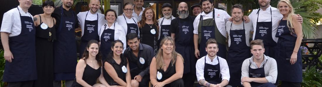 Gran cena benéfica: Cocinando Solidaridad