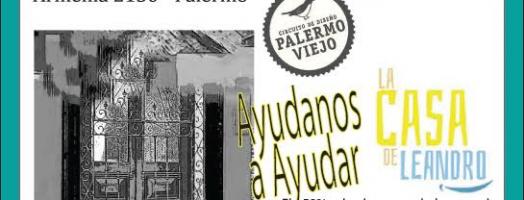 Evento a beneficio de La Casa de Leandro