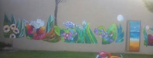 Nuestro Mural – Hogar La casa de Leandro